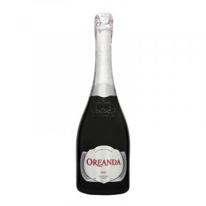 """Российское шампанское брют белое """"Ореанда"""" (товарный знак Oreanda) 0,75 л."""
