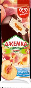 """Мороженое Инмарко """"Джемка"""" йогуртное с персиком"""