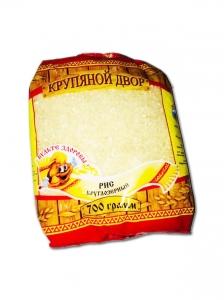 Рис круглый 700г (Крупяной Двор)