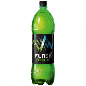 """Безалкогольный напиток """"Flash Up"""" Max (ПЭТ 1,0 л)"""