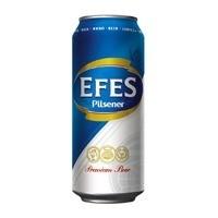 """Пиво """"Efes Pilsener"""" 5,0% (ж.б. 0,5 л)"""