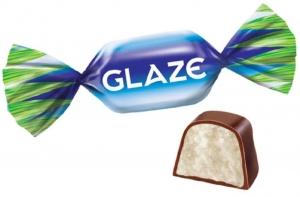 """Конфеты """"Глейс"""" со вкусом кокосовых сливок вес. 1 кг."""