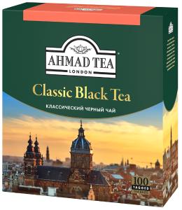 "Чай ""Ахмад"" классический (пак 100*2г)"