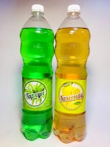 """Газированный напиток """"Лимонад"""" 1,5л"""