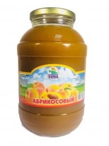 """Сок """"Тома"""" абрикосовый 2л с/б"""