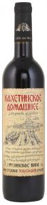 """Вино столовое """"Кахетинское домашнее"""" красное п/сл 10,5-13% 0,7 л."""