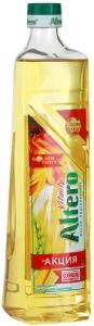 """Масло подсолнечное  """"Altero Vitaliti"""" (Альтеро Виталити) с добавлением оливкового масла и масла зародышей пшеницы 810 мл"""