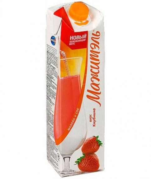 """Напиток сывороточно-молочный """"Мажитэль"""" в ассортименте 950 мл."""