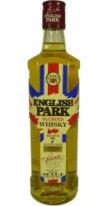 """Виски """"English park"""" (Инглиш парк) 0,5л 40%"""