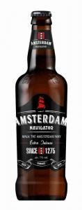 """Пивной напиток """"Амстердам Навигатор"""" 7% пастеризованный 0,5 л., бут."""
