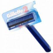 Одноразовый станок Gillette - 2 дисплей 1 шт