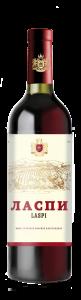 """Вино столовое п/сл красное """"Ласпи"""" 0,375 л."""