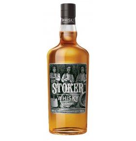"""Виски зерновой трехлетний """"Stoker"""" (""""Стокер"""") 40% 0,5 л."""