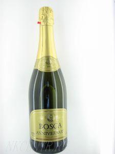 """Напиток винный газированный """"Bosca"""" (Боска)  бел. п/сл 7,5% 0,75 л"""