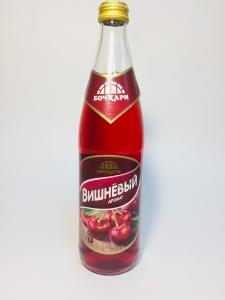 """Напиток безалкогольный """"Вишневый аромат""""  (Бочкари) с/б 0.5л."""