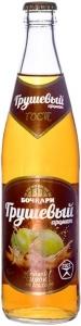 Напиток б/а грушевый с/б 0,5л (Бочкари)