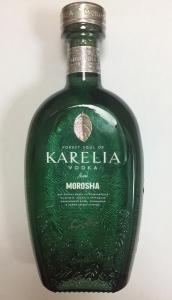 """Водка особая """"Мороша.Morosha forest soul of Karelia"""" 40% 0,5 л."""