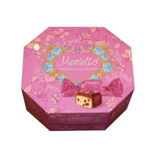 "Набор конфет ""Merletto"" в ассотрименте  150 гр."