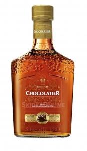 """Коктейль """"Коньячно-шоколадный дижестив Chocolatier Коньяк&Кофе"""" 0,5 л. 40%"""