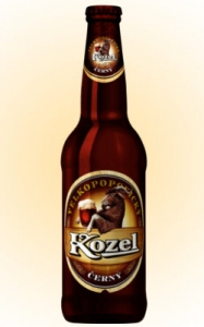 """Пиво """"Козел"""" тёмное (бут 0,5 л)"""