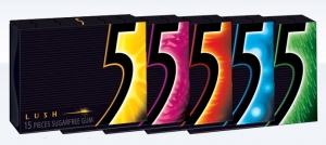 """Жевательная резинка """"Wringley's 5"""" в ассортименте"""