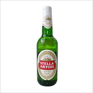 """Пиво """"Stella Artois"""" светлое 5,0% (бут. 0,5 л)"""