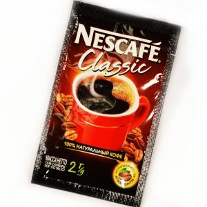 """Кофе """"Нескафе Классик"""" 2 г"""