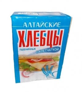 Алтайские хлебцы пшеничные 75 г