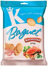 """Сухарики """"Кириешки"""" Baguet со вкусом краба 50гр"""