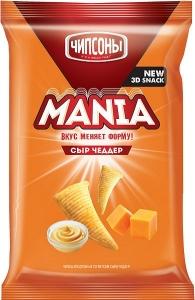"""Чипсы """"Чипсоны Mania"""" в ассортименте 55 г."""