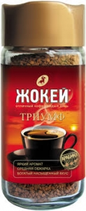 """Кофе """"Жокей Триумф"""" ст/у 95 г."""