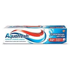 """Зубная паста """"Аквафреш"""" освежающая 100мл"""