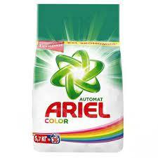 """Стиральный порошок """"Ariel"""" колор автомат 5,7 кг."""