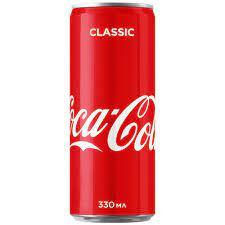 Coca Сola ж/б 0,33 л.