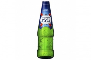 """Пиво """"Kronenbourg 1664"""" 4,5% (бут. 0,46 л)"""
