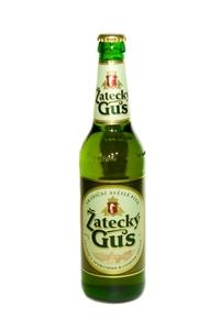 "Пиво ""Zatecky Gus"" 4,6%  (Жатецкий Гусь) (бут. 0,48 л)"