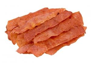 """Чипсы из мяса птицы """"Балаганчики"""" с/к 1 кг. вес."""