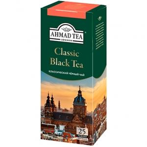 "Чай ""Ахмад"" Английский класс (пак 25*2г)"