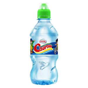 """Детская вода """"Святой источник"""" 0,33л"""