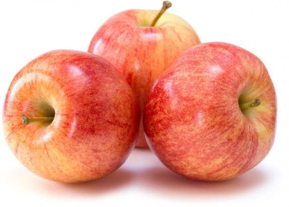 Яблоки Гала вес.
