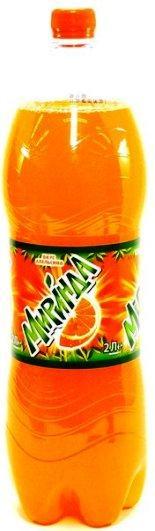 """Безалкогольный напиток """"Mirinda Orange"""" Миринда (ПЭТ 2,25 л)"""