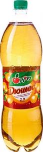 """Безалкогольный напиток """"Фрутто"""" дюшес (ПЭТ 2,0 л)"""