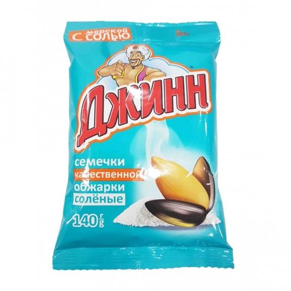 """Семечки """"Джинн"""" солёные 140 г"""