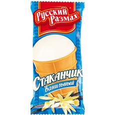 """Мороженое """"Русский Размах"""" ванильное 60 г"""
