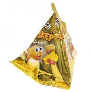 """Крекер в форме рыбок со вкусом сыра """"Штурвал"""" 22 гр."""
