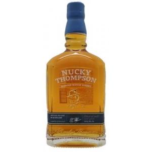 """Виски купажированный выдержка три года """"Nucky Thompson"""" 40% 0,5л"""