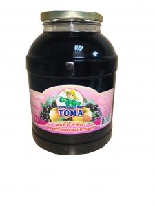 """Сок """"Тома"""" яблочно-черносмородиновый 2л с/б"""