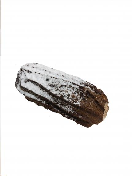 """Пирожное заварное """"Чародейка"""" с кофейно-шоколадной начинкой"""