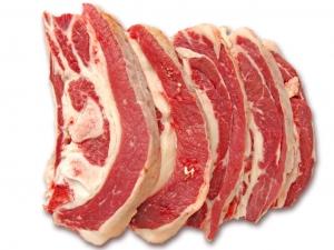 Грудинка говядины (борщевая) вес.