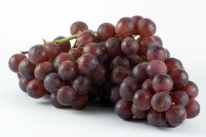 Виноград черный вес.